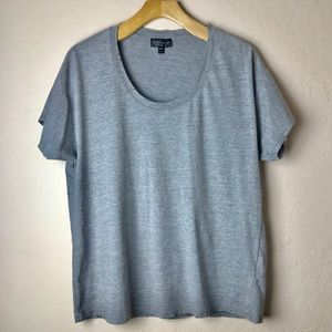 TopShop  gray Women's T-Shirt